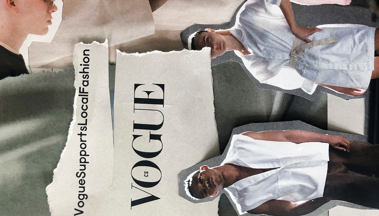 Vogue Supports Local Fashion: Petra Weingart Unisex Collection