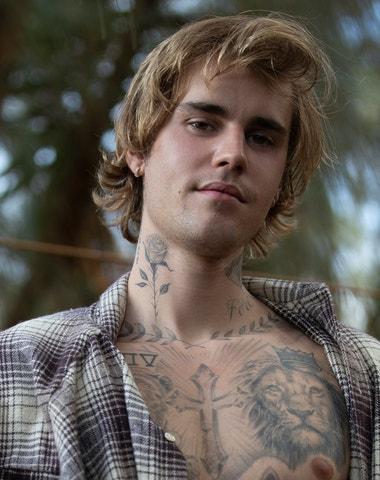 Justin Bieber odkrývá Vogue skryté symboly svého tetování