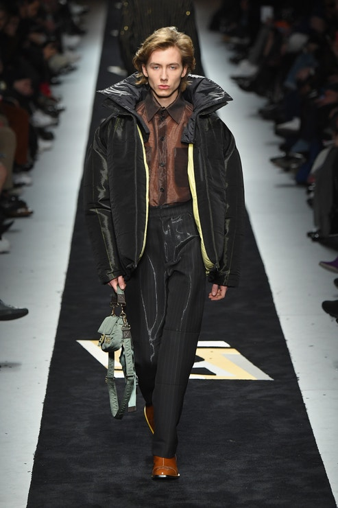 Fendi, Milan Men's Fashion Week 2019
