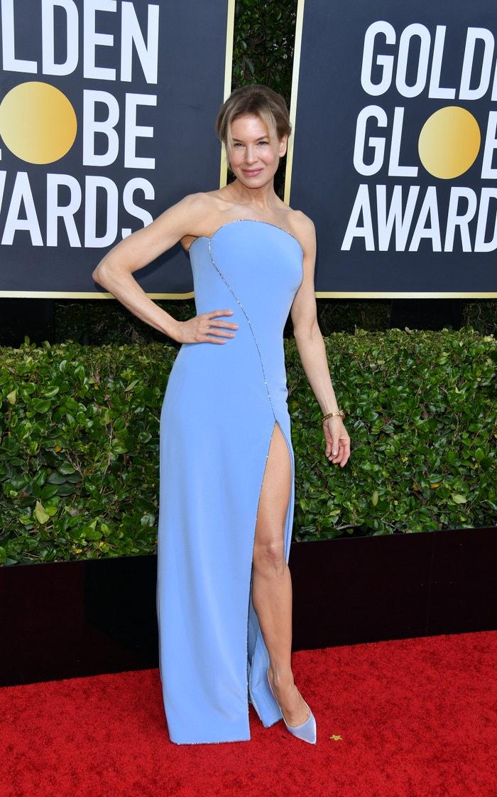 Renée Zellweger v šatech Armani Privé             Autor: Getty Images