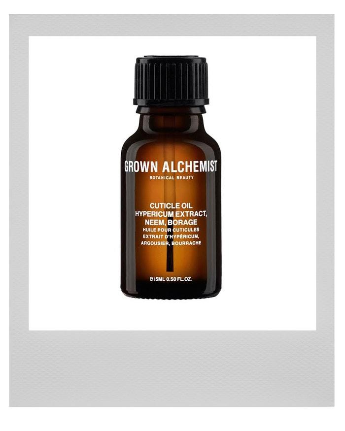 Olej na nehtovou kůžičku, GROWN ALCHEMIST, prodává Douglas, 570 Kč