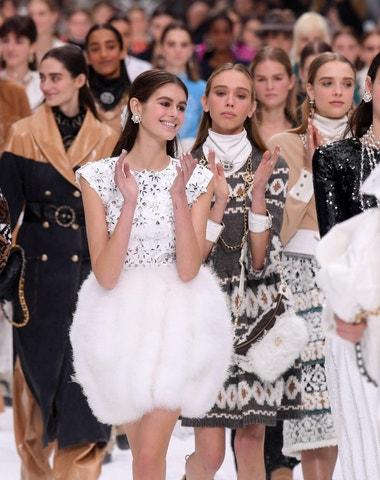 Poslední kolekce Karla Lagerfelda