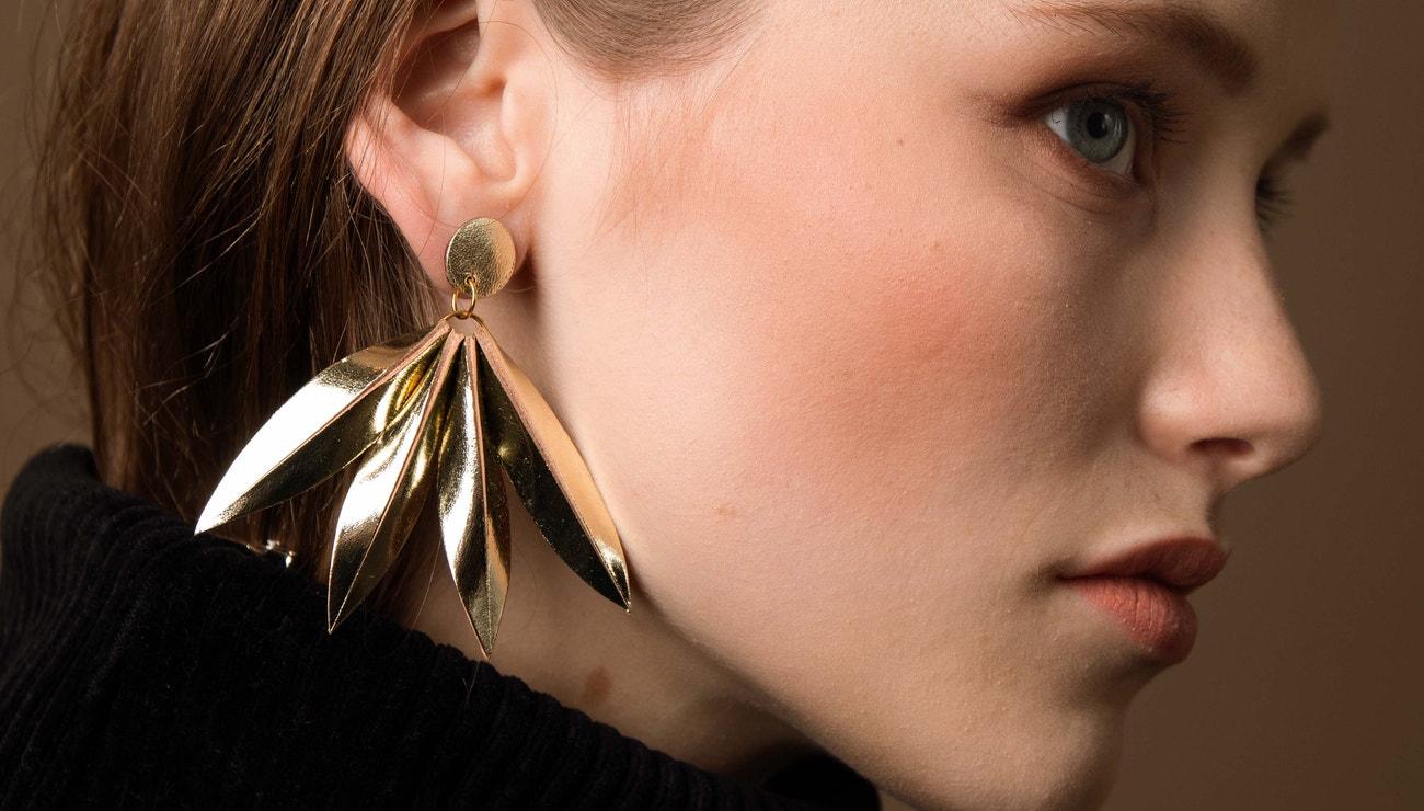 Náušnice, ze kterých vás nikdy nebudou bolet uši