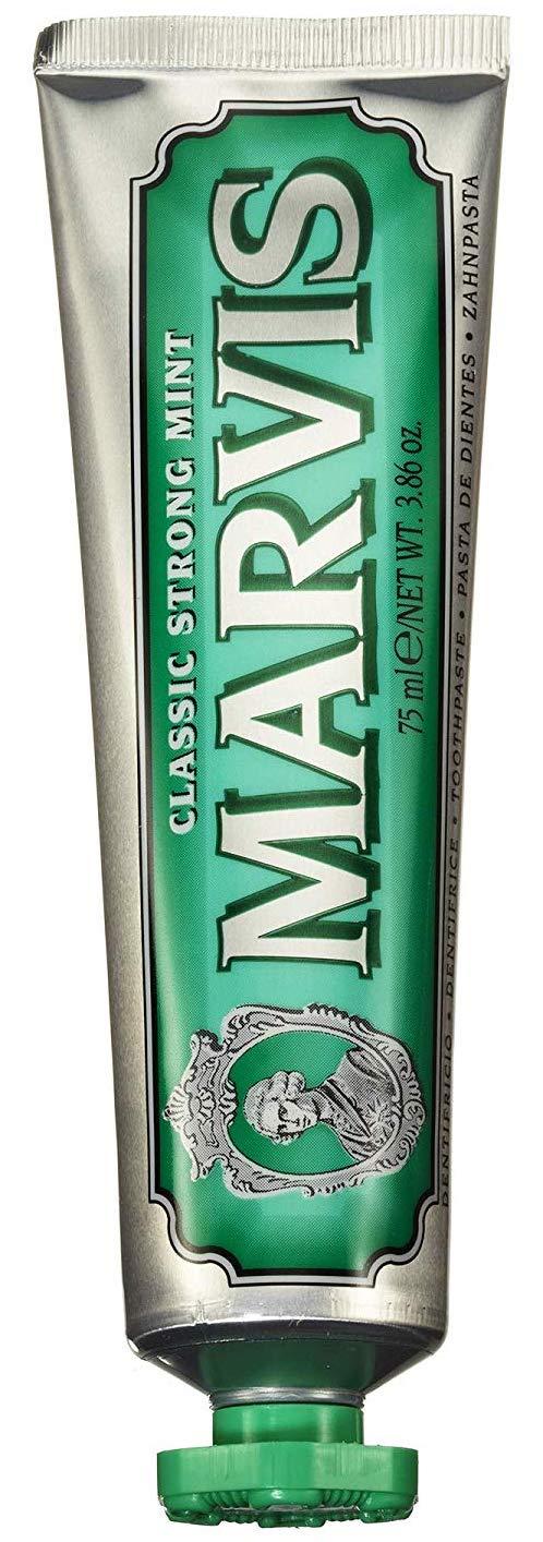 Zubní pasta Classic Strong Mint, Marvis, prodává Profimed, 199 Kč