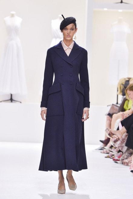 Dior Haute Couture kolekce podzim - zima 2018/2019
