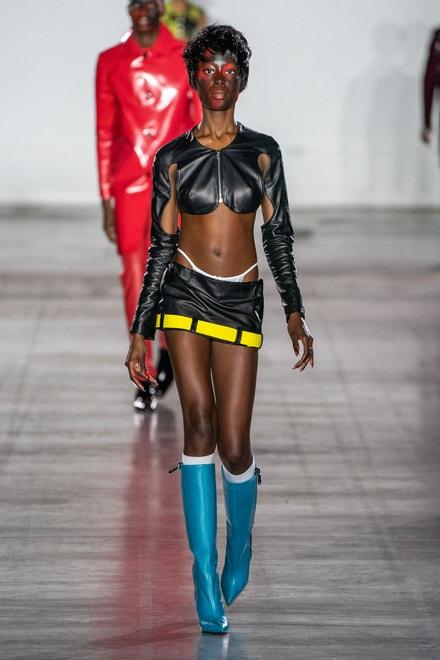 Fashion East/Mowalola AW19/20