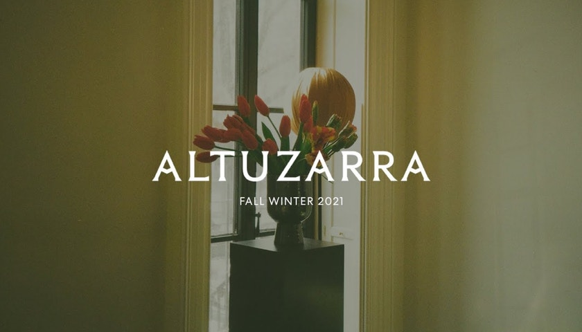 Altuzarra podzim–zima 2021/2022