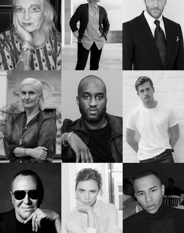 #VogueHope: Maria Grazia Chiuri, Virgil Abloh a Daniel Lee vybírají budoucí hvězdy módního průmyslu