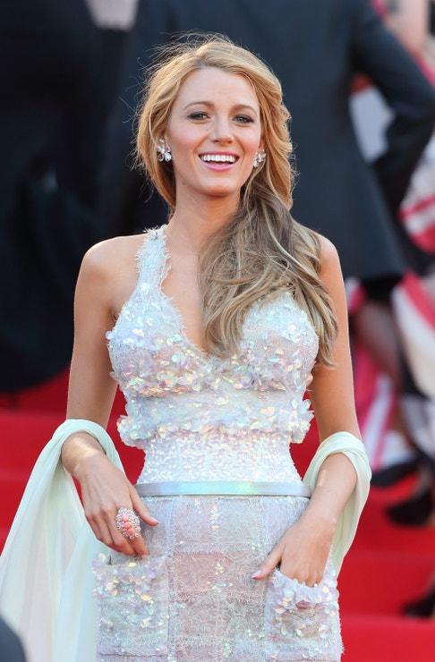Blake Lively na festivalu v Cannes, 2014