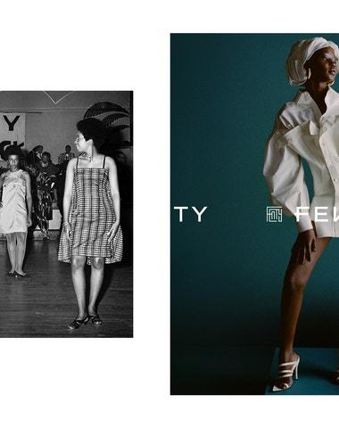 Black is Beautiful: Rihanna o inspiraci nové módní kolekce Fenty