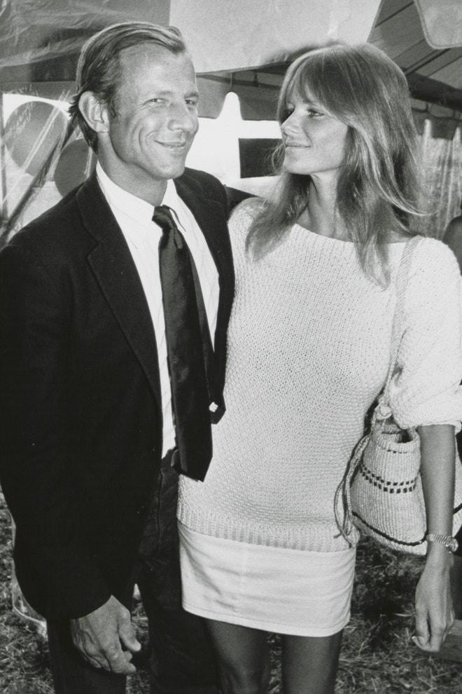 Cheryl Tiegs a Peter Beard, 1985