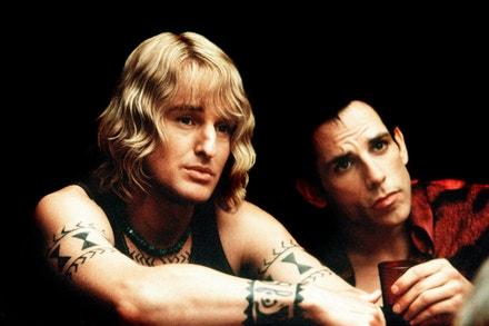 Owen Wilson a Ben Stiller ve filmu Zoolander, 2001