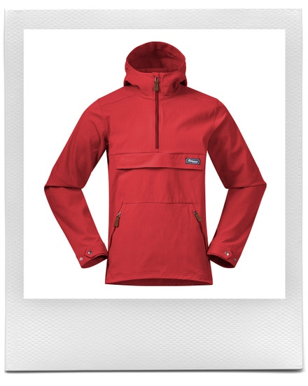 Pánská outdoorová bunda-anorak, Bergans, prodává Norskamoda, 5 199 Kč