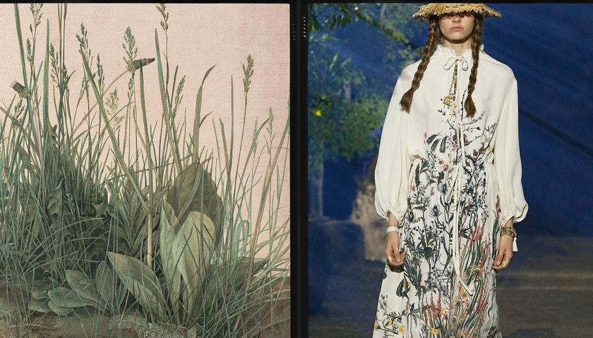 Co má Albrecht Dürer společného s módou?