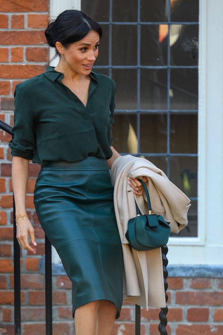 Meghan, vévodkyně ze Sussexu, Edes House, Chichester, říjen 2018