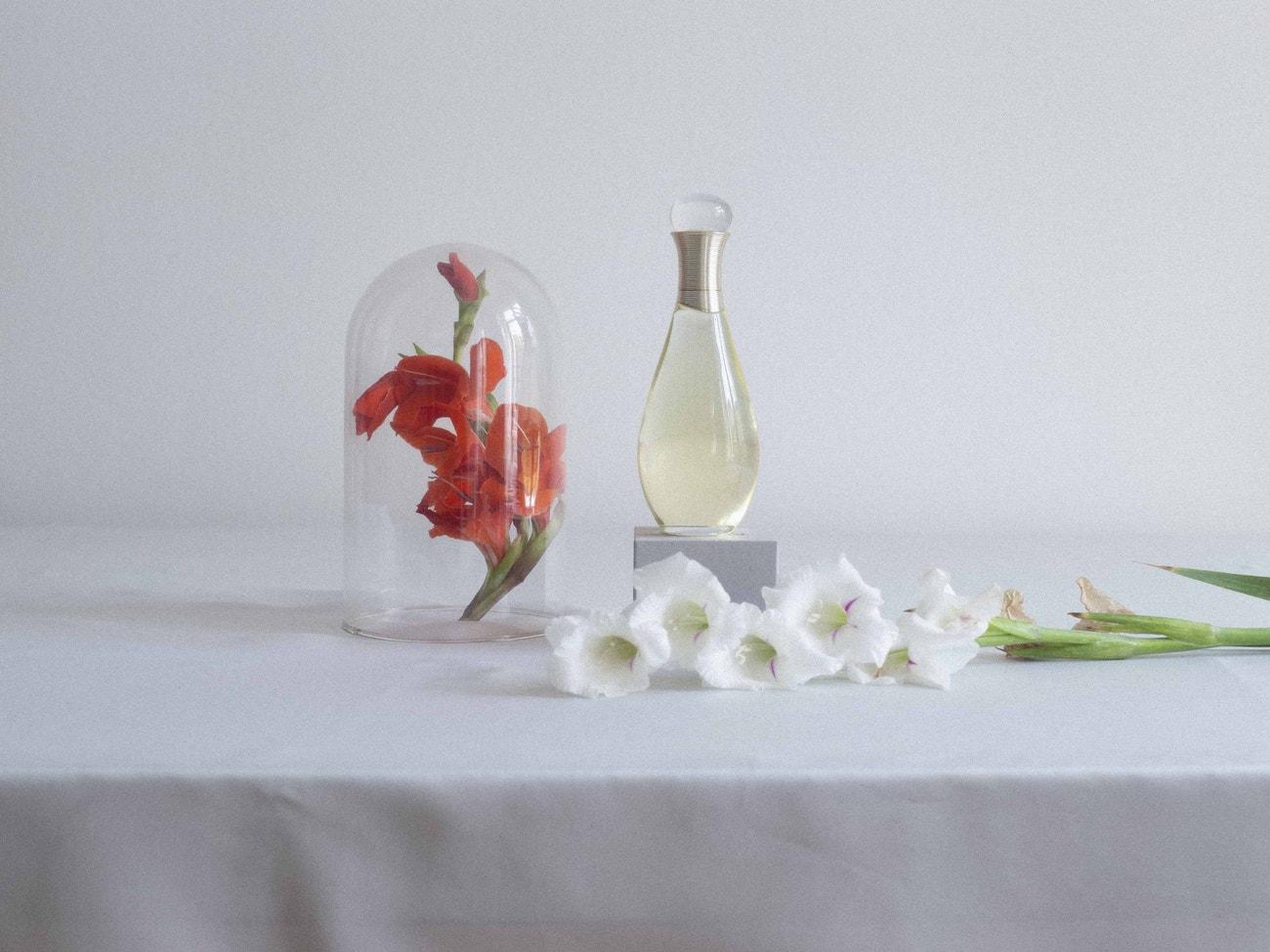 Suchý olej na tělo a vlasy J'Adore Huile Divine, DIOR, prodává FAnn, 1800 Kč