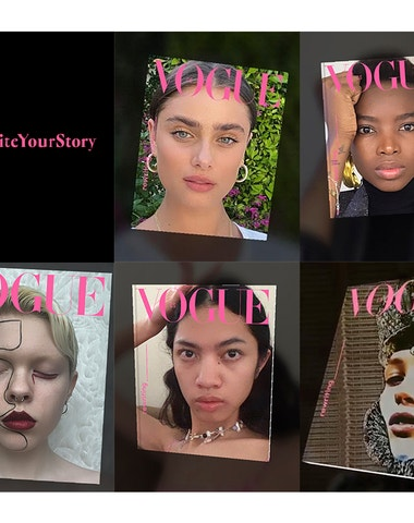 Rewriting covers: Co mění ve svém životě Hana Jiříčková, Taylor Hill a další tváře z IMG Models?