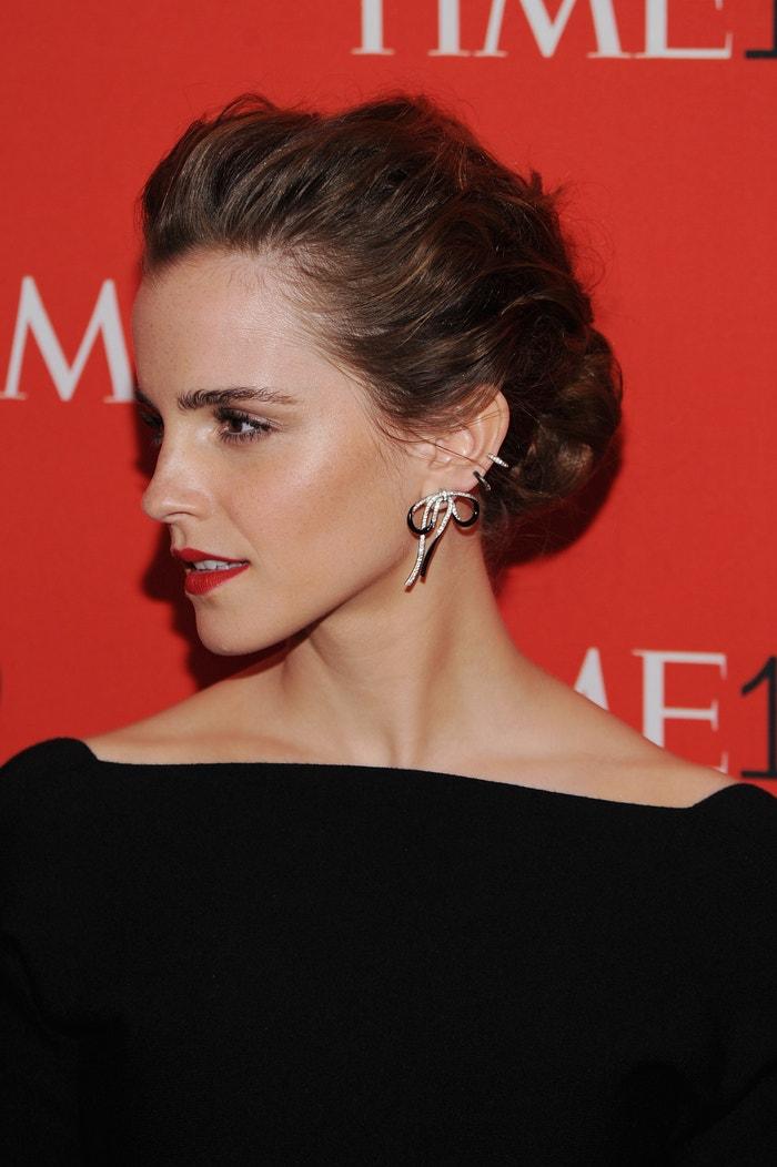 Emma Watson, 2015 Autor: Andrew Toth/FilmMagic