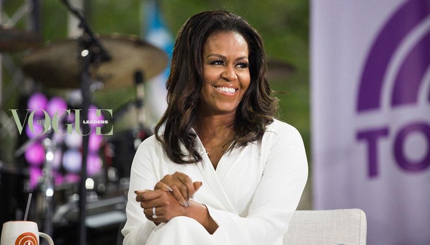Michelle Obama propadla vaření