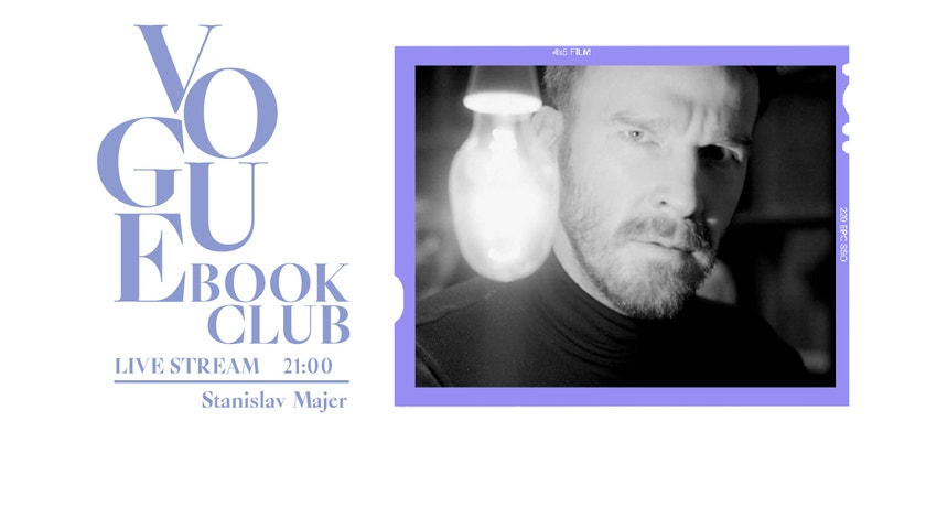 Vogue Book Club #8 by Stanislav Majer