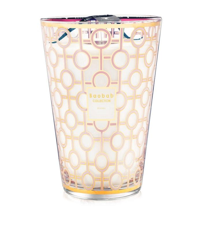 Vonná svíčka Powdered Rose (6,5 kg), Baobab Collection, prodává Aria Pure, 13 650 Kč