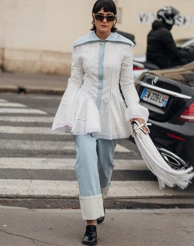 To nejlepší z pařížského street stylu