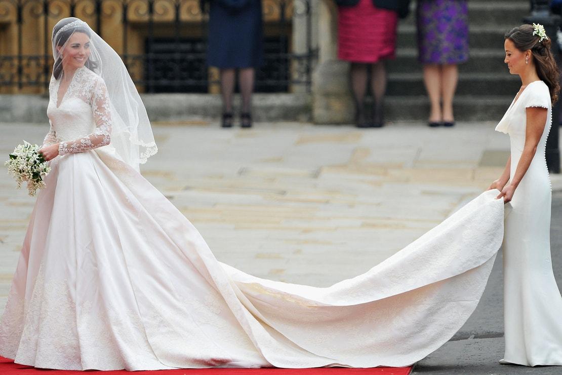 Svatební den Kate Middleton, 29. dubna 2011