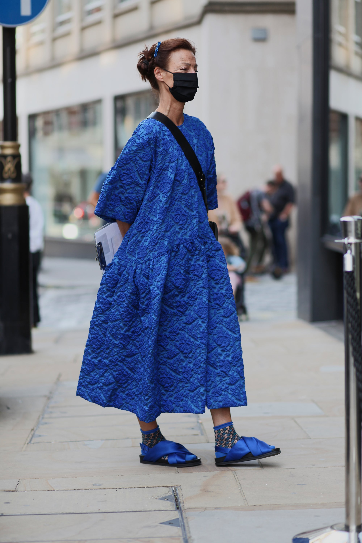 London Fashion Week Spring-Summer 2021 Autor: Paul Gonzales