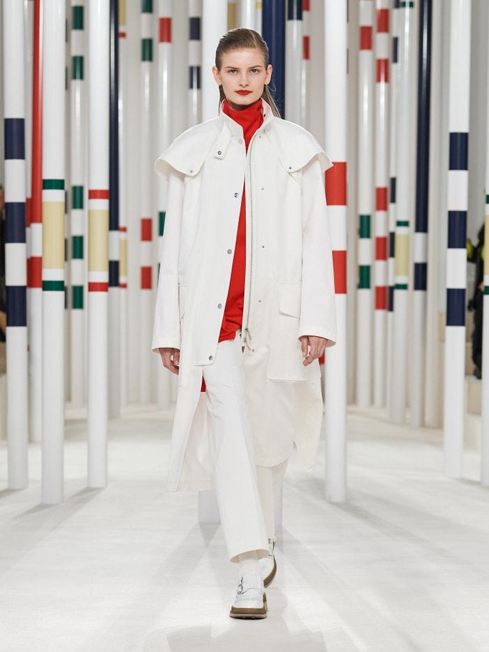 Hermès Fall-Winter 2020-2021 Autor: COURTESY OF Hermès