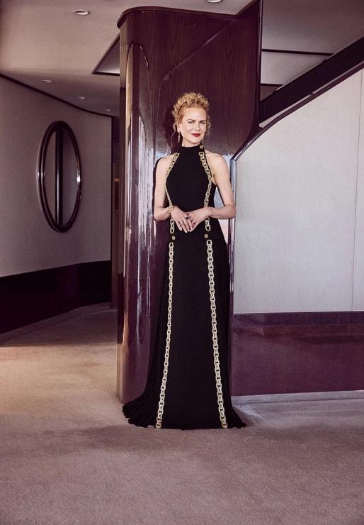 Nicole Kidman v šatech Louis Vuitton
