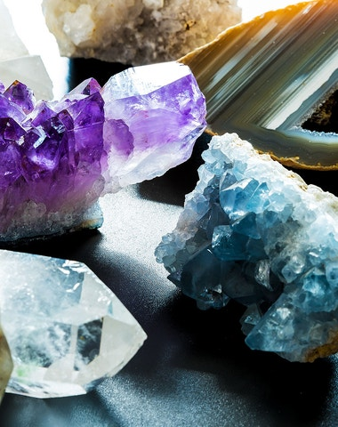 12 důvodů pro krystalovou terapii