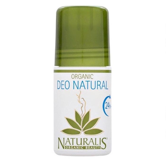Přírodní deodorant Organic Deo Natural, NATURALIS, prodává Biorganica.cz, 250 Kč