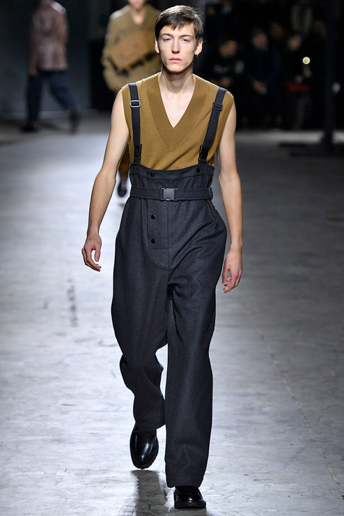 Dries Van Noten, Paris Fashion Week - Menswear F/W 2019-2020