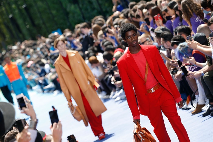 Louis Vuitton, Paris Fashion Week Menswear, Spring/Summer 2019