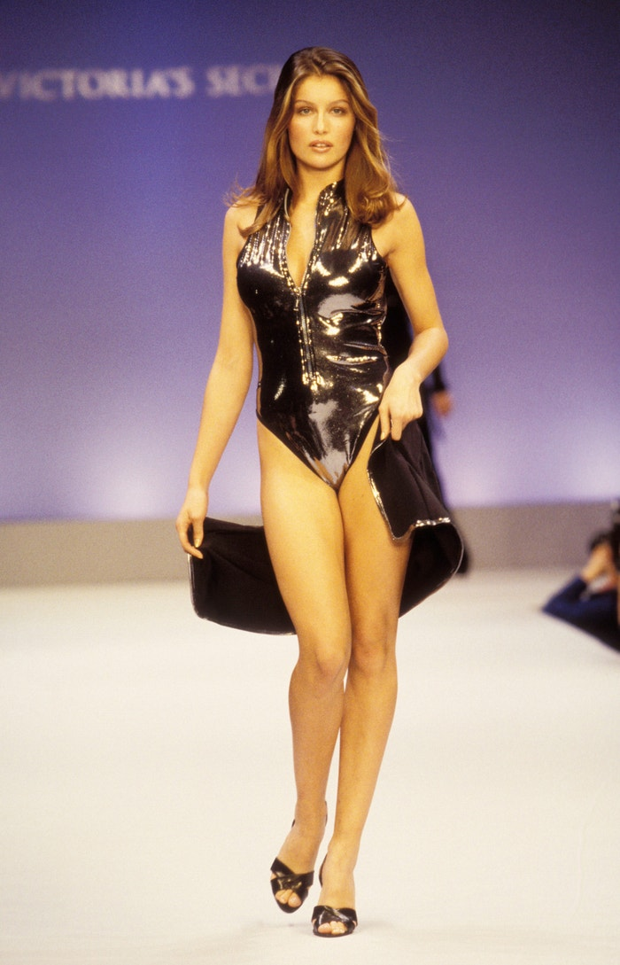 Laetitia Casta, Victoria's Secret Fashion Show, 1997 Autor: KMazur/WireImage