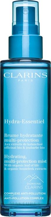 Hydratační pleťová mlha Hydra-Essentiel Mist, CLARINS, prodává FAnn, 600 Kč