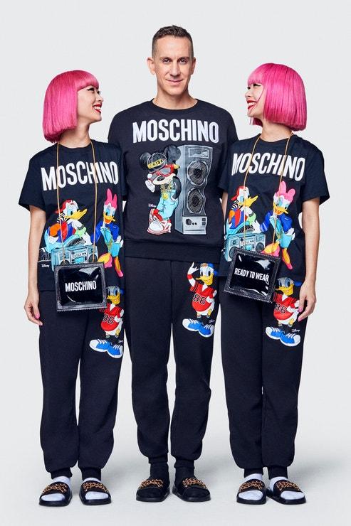 Kolekce Moschino [tv] H&M