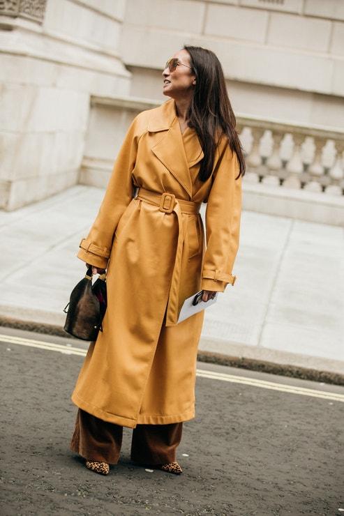 Elizabeth von der Goltz, London Fashion Week