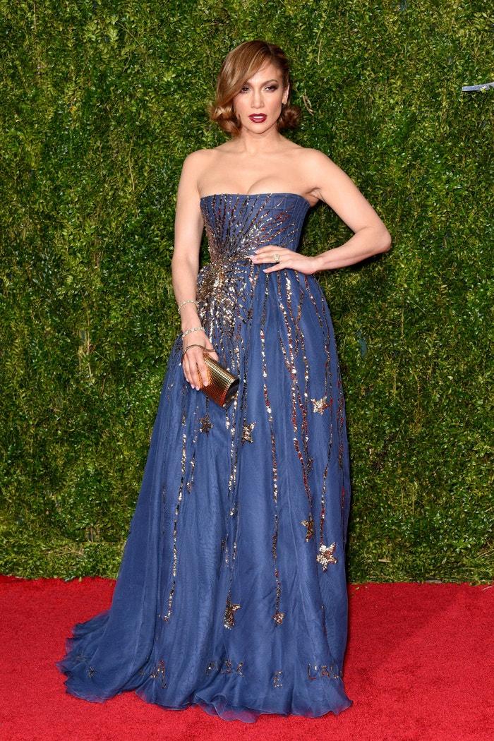 69th Annual Tony Awards, 2015 Autor: Erik Pendzich/Rex/REX/Shutterstock