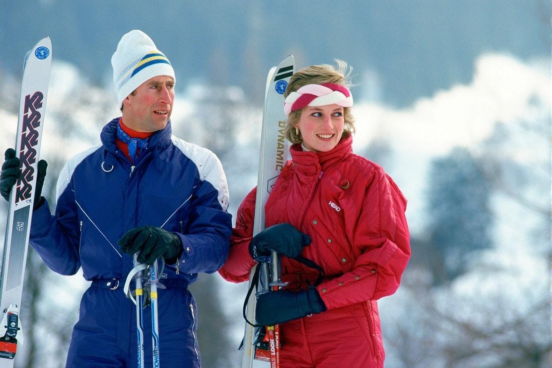 Princ Charles a Diana