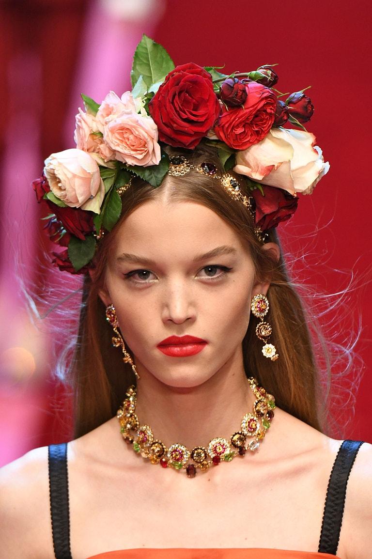 Dolce & Gabbana, jaro-léto 2018