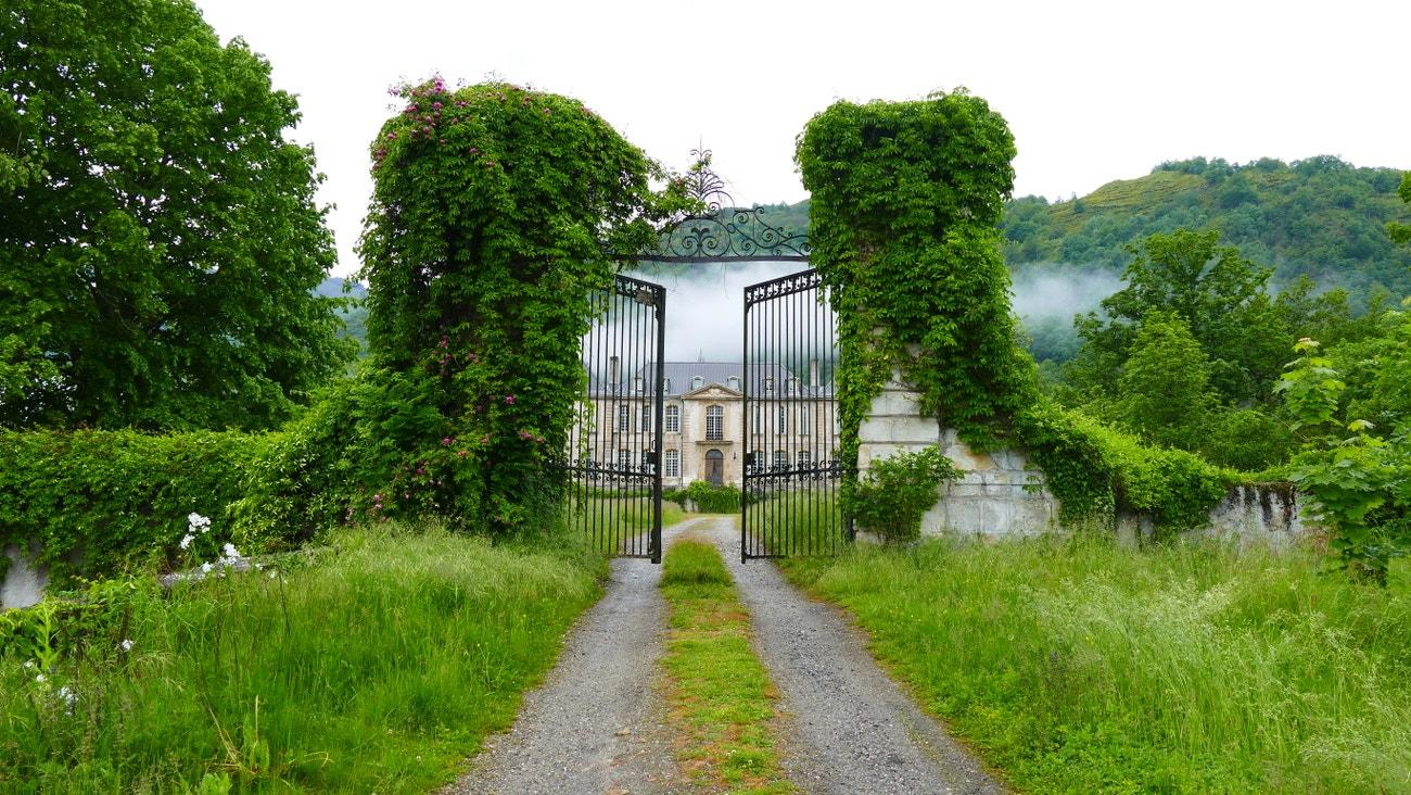 Autor: archive Château de Gudanes