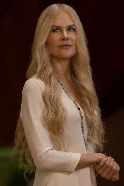 Nicole Kidman v Nine Perfect Strangers