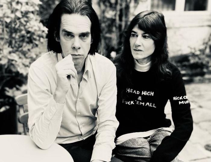 Nick Cave a Bella Freud