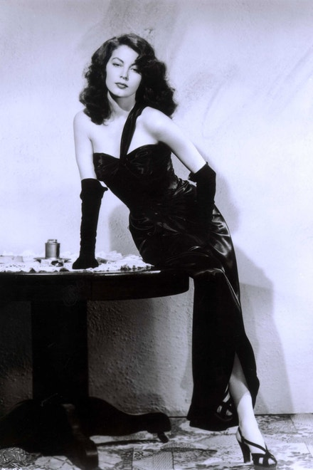 Ava Gardner, Zabijáci (The Killers/1946).