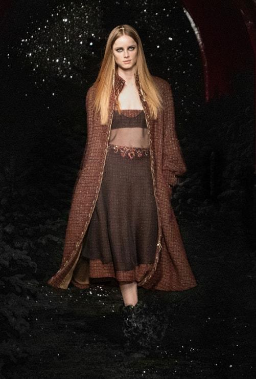 Chanel podzim - zima 2021/2022