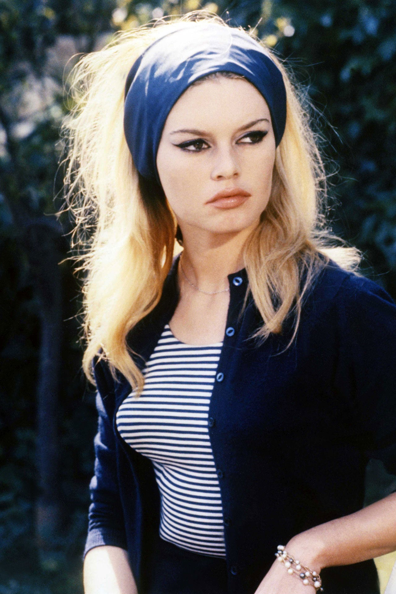 Brigitte Bardot Autor: Rex Features