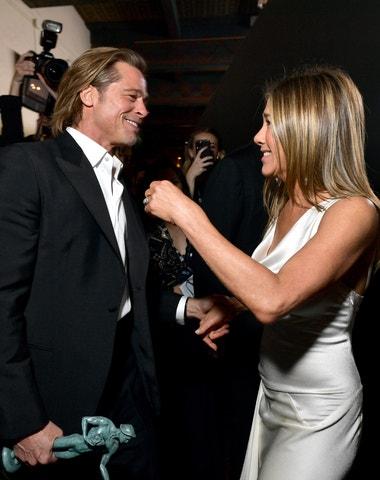 Nejsledovanější hvězdy SAG Awards: První místo získávají Brad & Jennifer