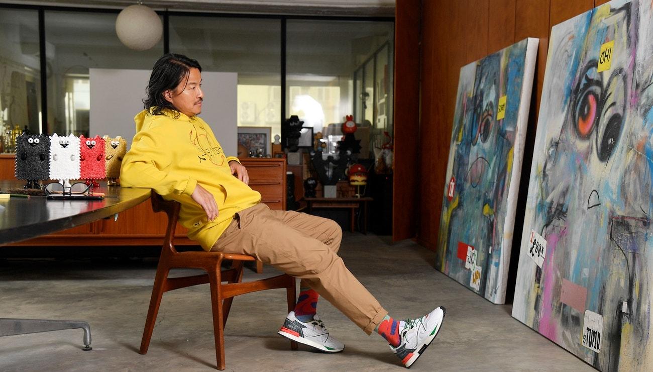 Puma x Michael Lau: Inšpirácia chybami