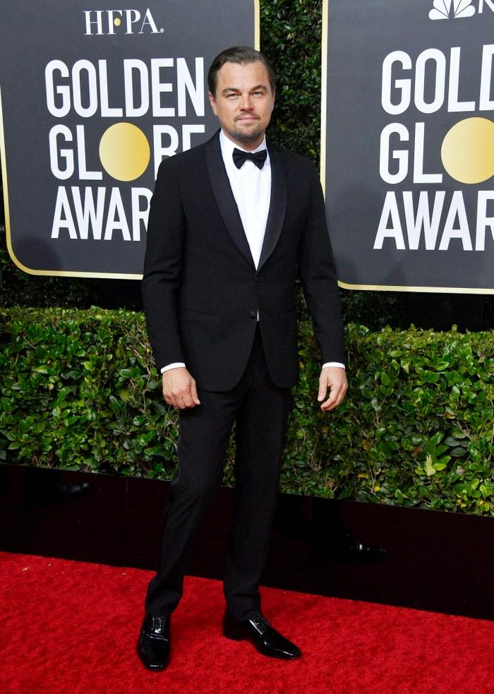 Leonardo DiCaprio v Giorgio Armani Autor: Getty Images